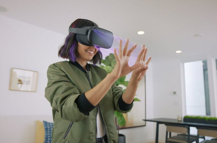 Oculus Quest 1 y Hand Tracking