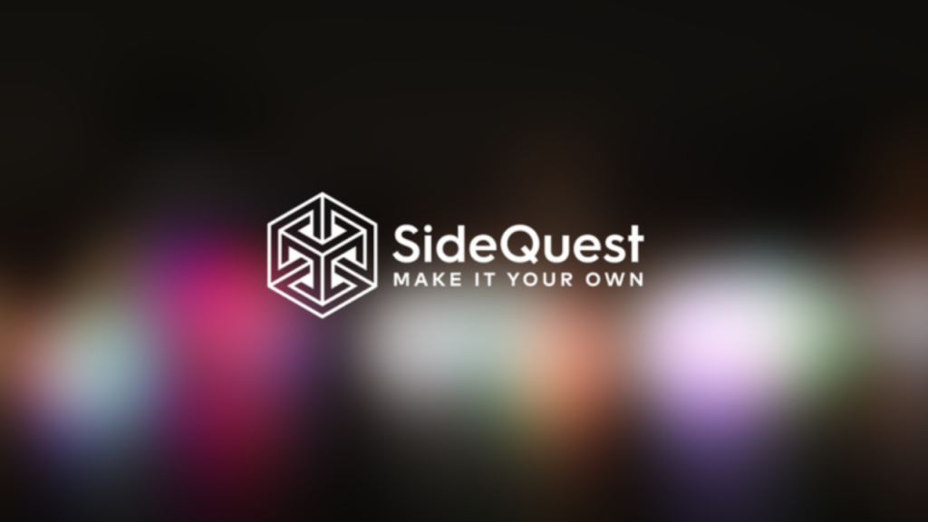 Sidequest aceptara los links de App Lab