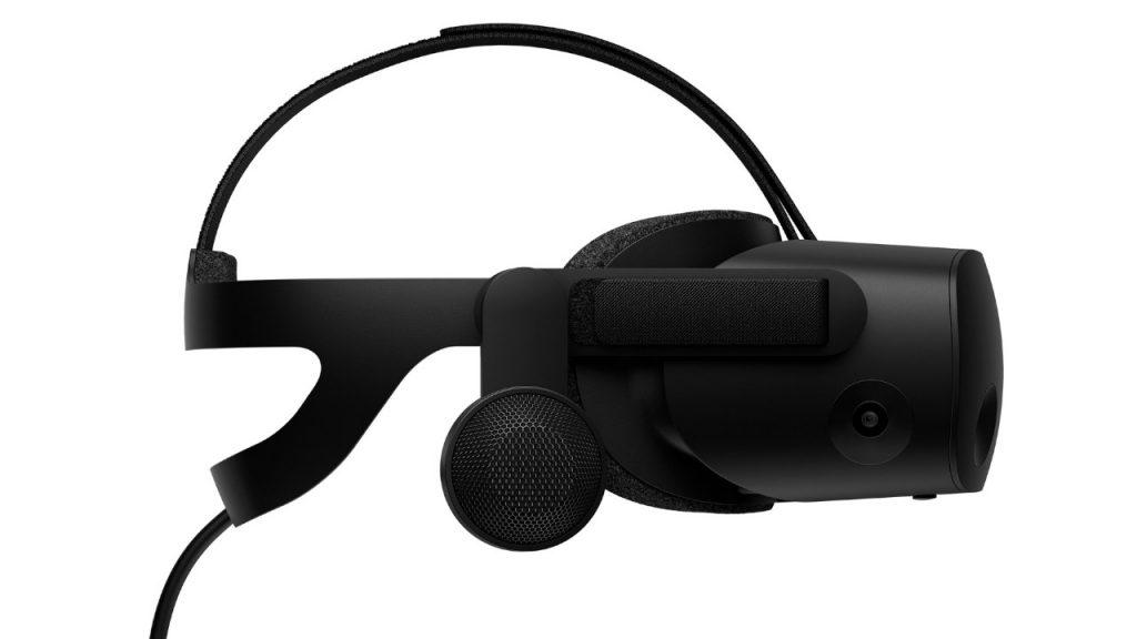 HP Reverb G2 es un visor de Realidad Virtual con pantallas 4k