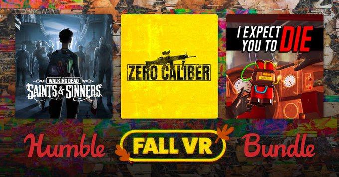 Los mejores juegos de Realidad Virtual en el Humble Bundle