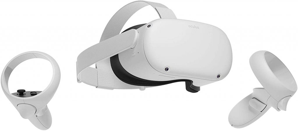 Oculus Quest 2 de frente
