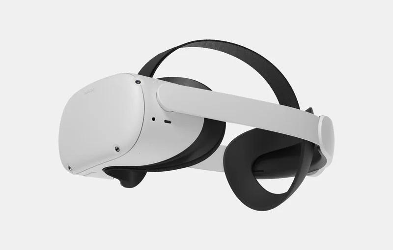 Oculus Quest 2 y el Elite Strap (sin batería)