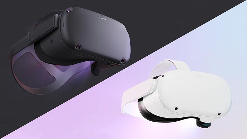 Las Oculus Quest y las Oculus Quest 2 unos visores de Realidad Virtual Standalone