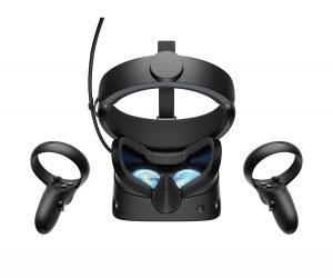 Las lentes de las Oculus Rift S