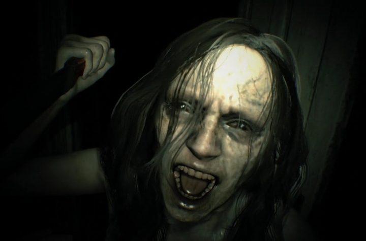 Mia en Resident Evil 7 VR