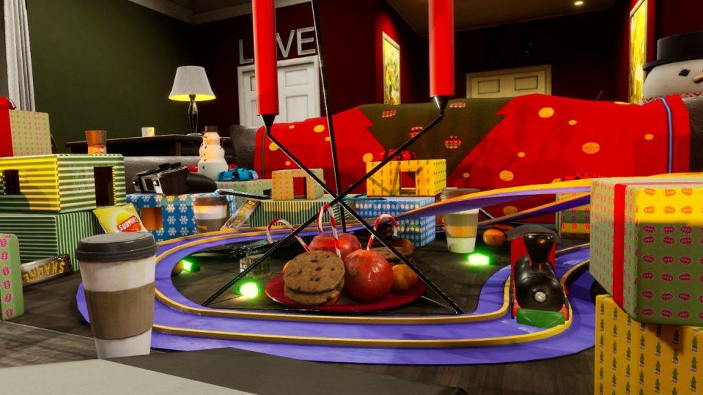Mapa de juguete de Contractors VR