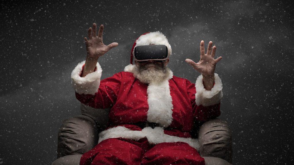 Santaclaus en VR
