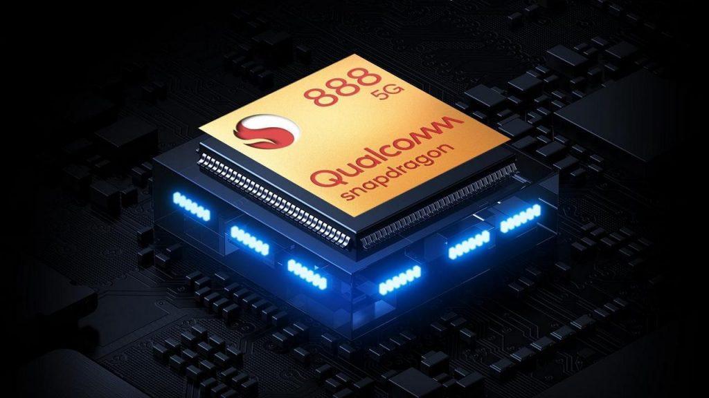 Imagen demostrativa sobre el nuevo procesador de Qualcomm