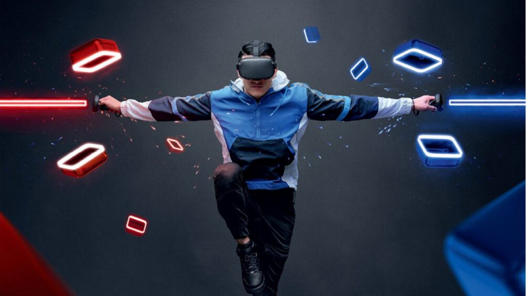 Beat Saber para Oculus Quest