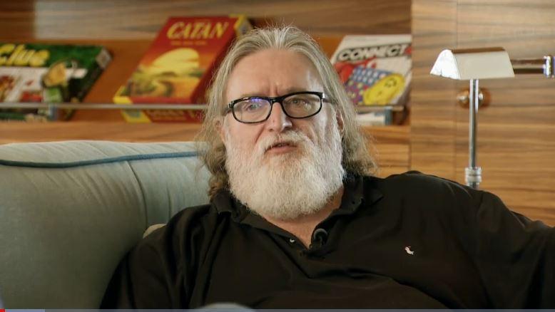 Gabe Newell director general de Valve