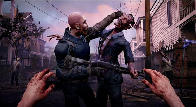 Walking Dead Saints and Sinners traera The Trial para Oculus Quest el 4 de Febrero
