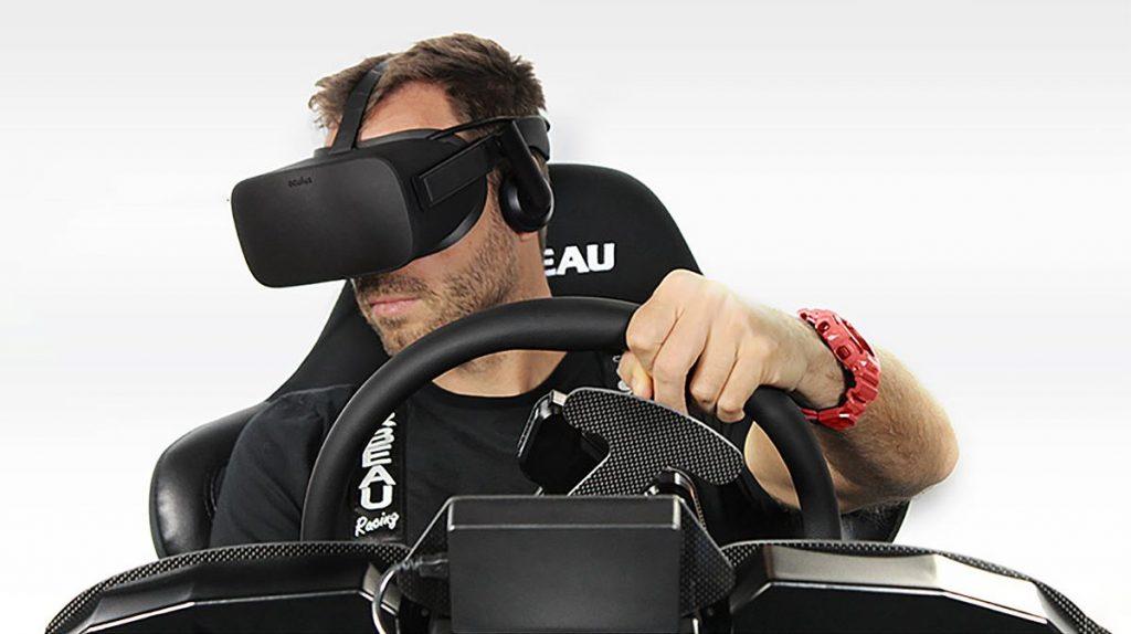 Evita simuladores de coches si no quieres marearte en Realidad Virtual