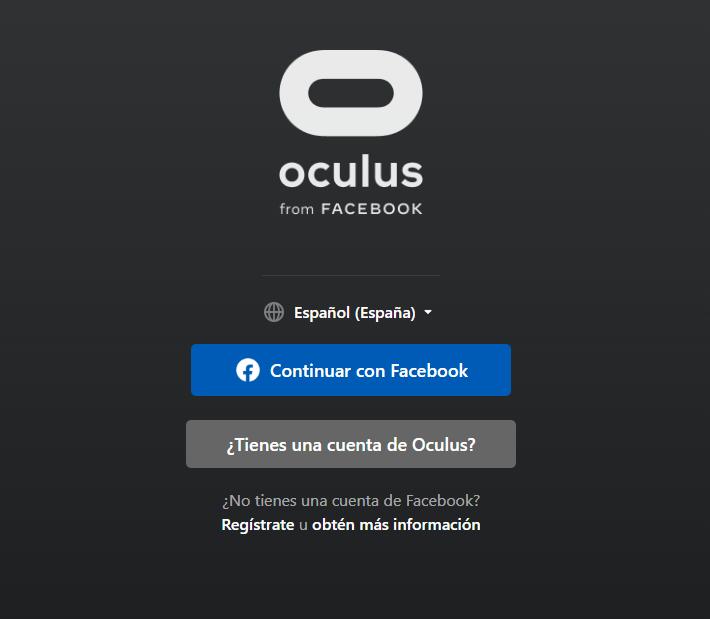 Logging de Oculus