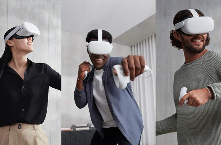 Cuenta Multiusuarios en Oculus Quest
