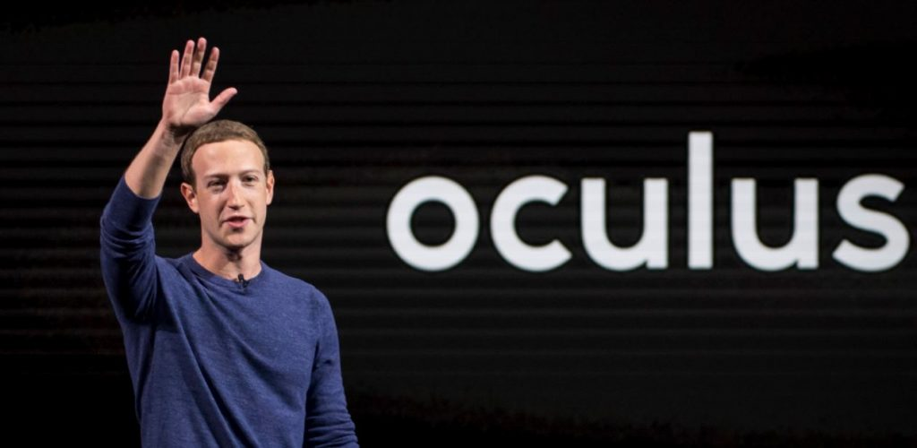 Mark zuckeberg director de Facebook habla de Oculus Quest 2