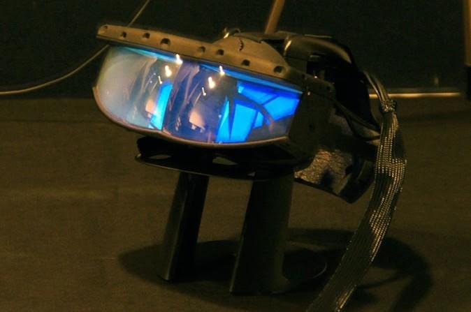 imagen filtrada del nuevo visor XR de JVC