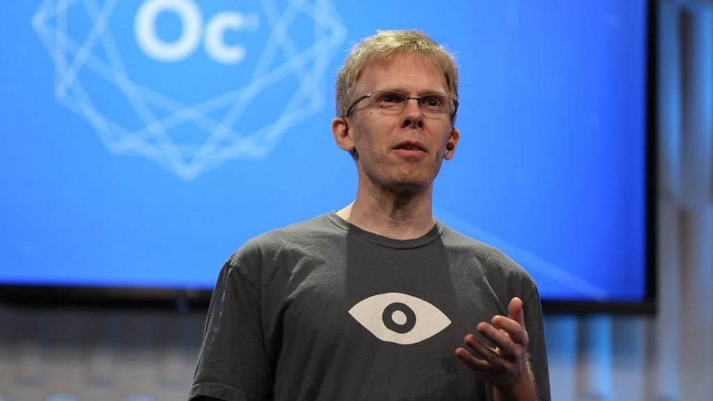 Carmack hablando sobre Realidad Virtual
