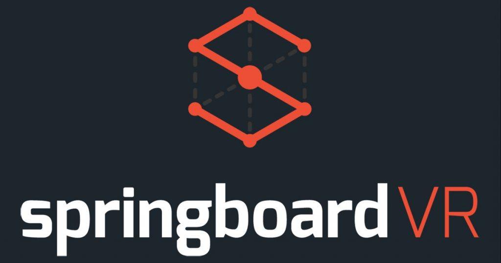 logotipo de la empresa SpringboardVR adquirida por Vertigo Games.