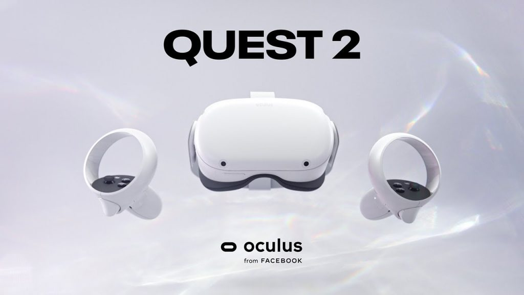 Oculus Quest 2 de Facebook