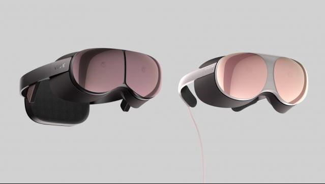 Posibles nuevos visores de Realidad Virtual de HTC
