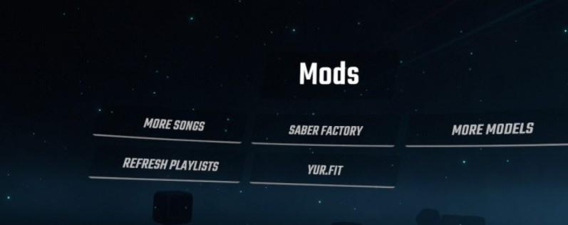 mods Beat Saber PC